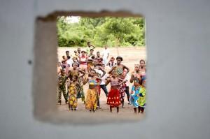 Inauguration de la nouvelle école - Gapé-Hihlabé